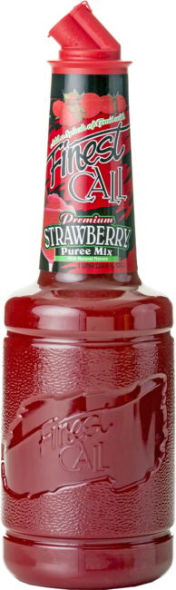 Finest Call Strawberry Puree Mix