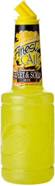 Finest Call Sweet and Sour Mix