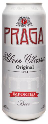 Praga silver classic