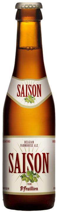 St Feuillien Saison Farmhouse Ale
