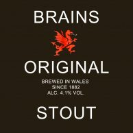 Brains Stout