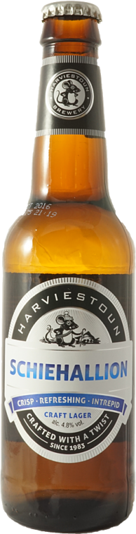 Harviestoun Schiehallion Craft Lager