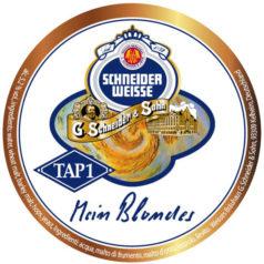 Schneider Weisse Tap 1 Mein Blondes